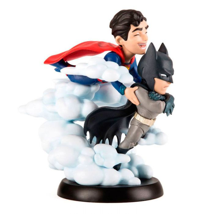 Figura Superman vs Batman DC Comics 13cm