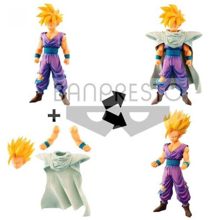 Figura Grandista Resolution of Soldiers Son Gohan Dragon Bal