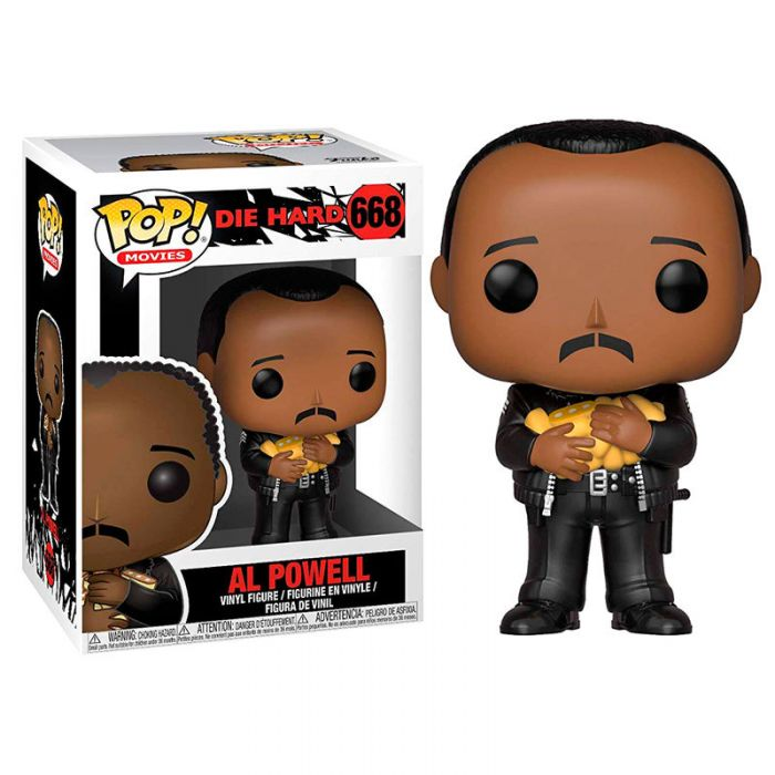 Figura Funko Pop! Al Powell Die Hard