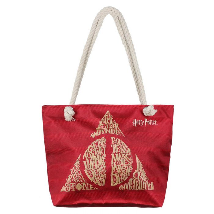 Bolsa Playa Harry Potter