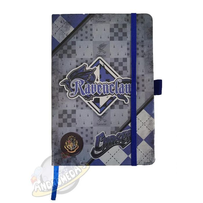Diario Harry Potter Quidditch Ravenclaw