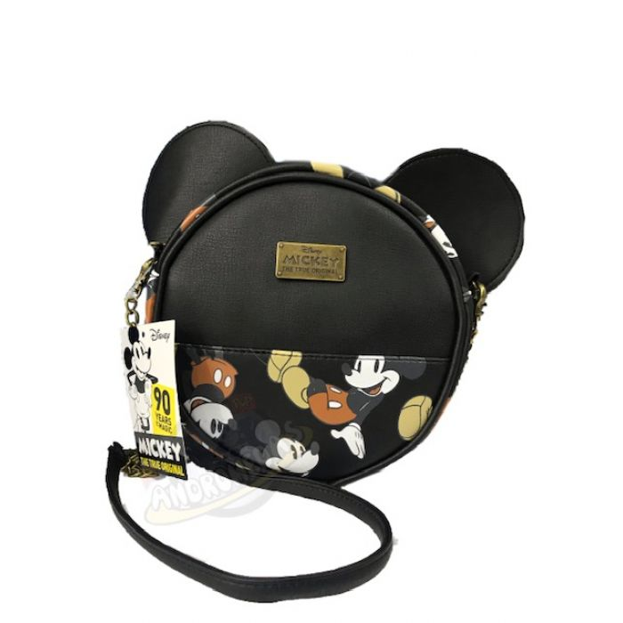 Bolso Redondo Mickey True Disney