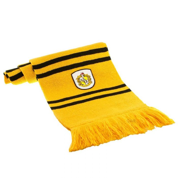 Bufanda Harry Potter Hufflepuff
