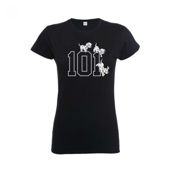 T-shirt 101 Dalmatians Girl