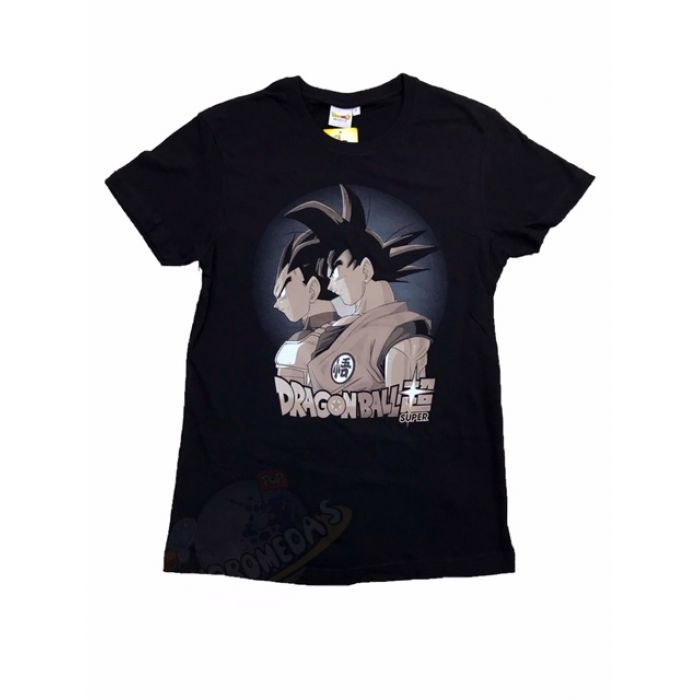 Camiseta Goku y Vegeta Juntos Dragon Ball