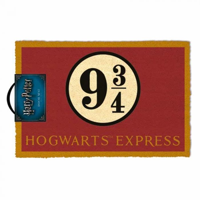 Felpudo Harry Potter Hogwarts Express 9 3/4