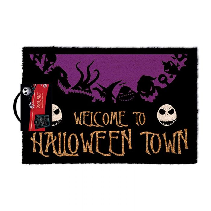 Doormat Nightmare Before Christmas Disney