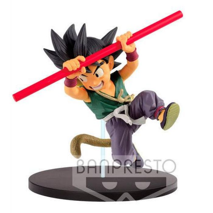 Figura Banpresto Son Goku 20cm Dragon Ball