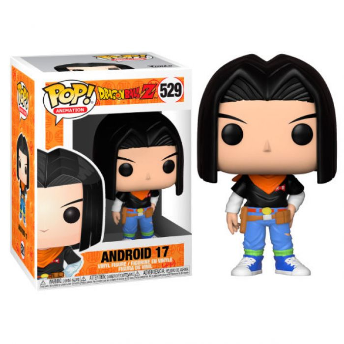Figura Funko Pop! Androide 17 Dragon Ball