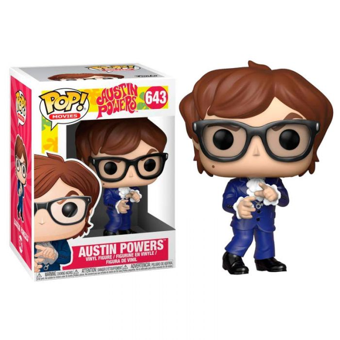 Figura Funko Pop! Austin Powers