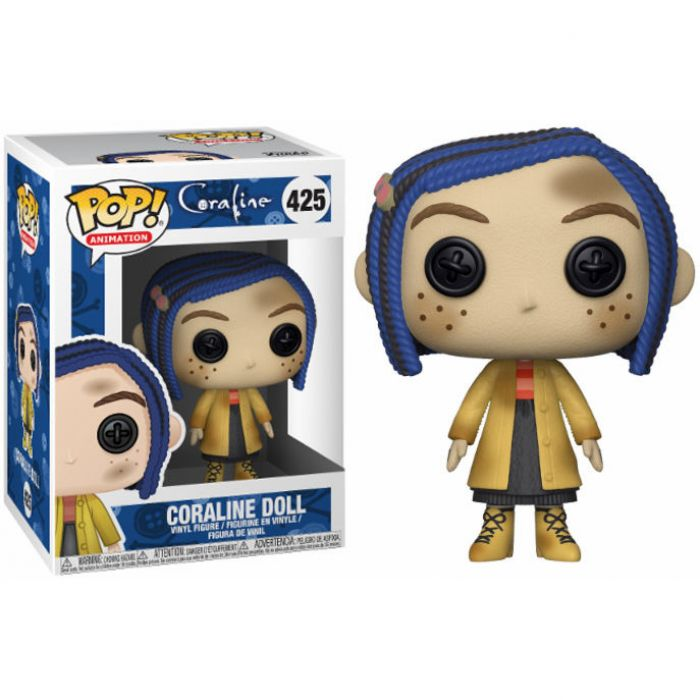 Figura Funko Pop! Coraline as a Doll
