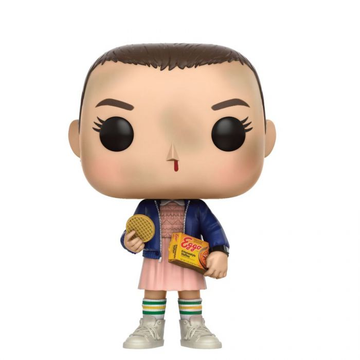 Figura Funko Pop! Eleven with Eggos Stranger Things