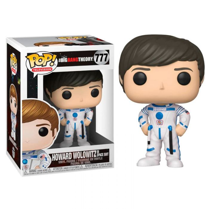 Figura Funko Pop! Howard Wolowitz Big Bang Theory