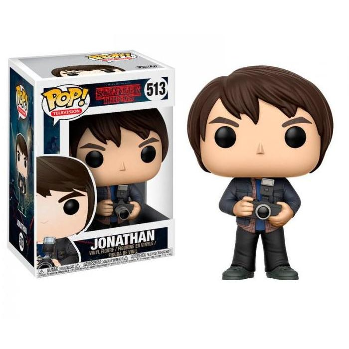 Figura Funko Pop! Jonathan Stranger Things
