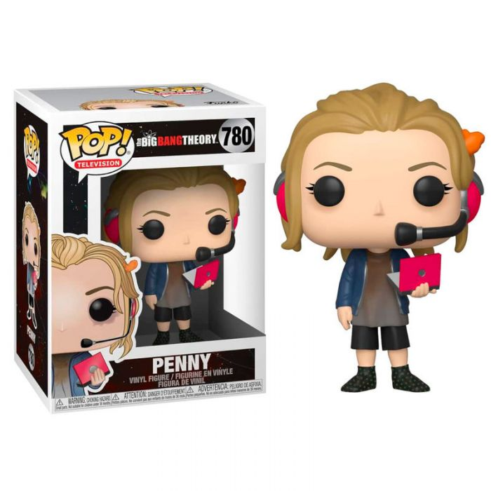 Figura Funko Pop! Penny Big Bang Theory