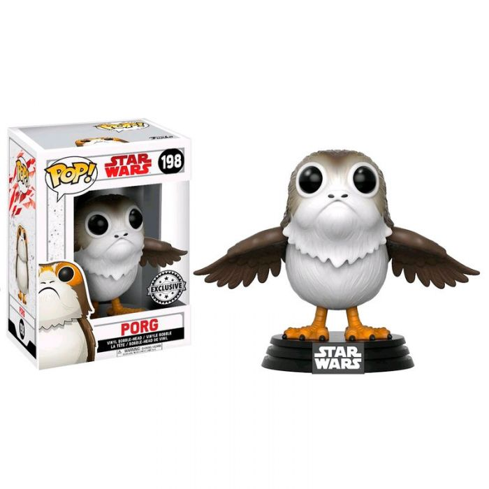 Figura Funko Pop! Porg Star Wars Episode VIII The Last Jedi