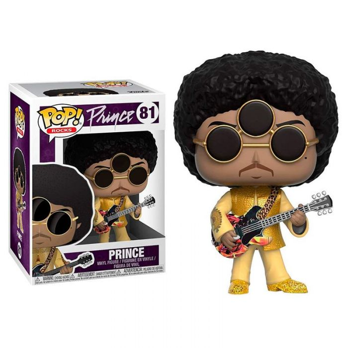 Figura Funko Pop! Prince 3re Eye Girl