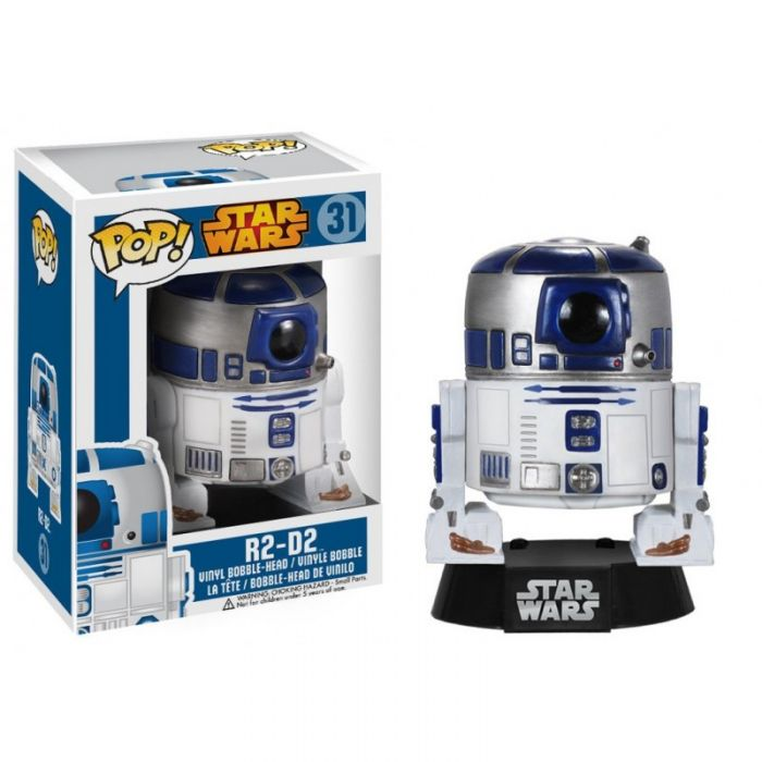 Figura Funko Pop! R2-D2 Star Wars