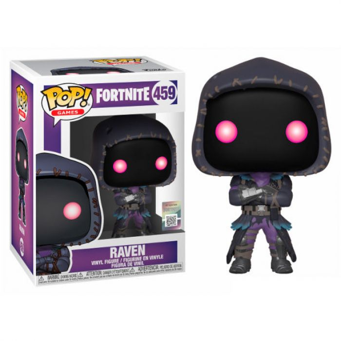 Figura Funko Pop! Raven Fortnite