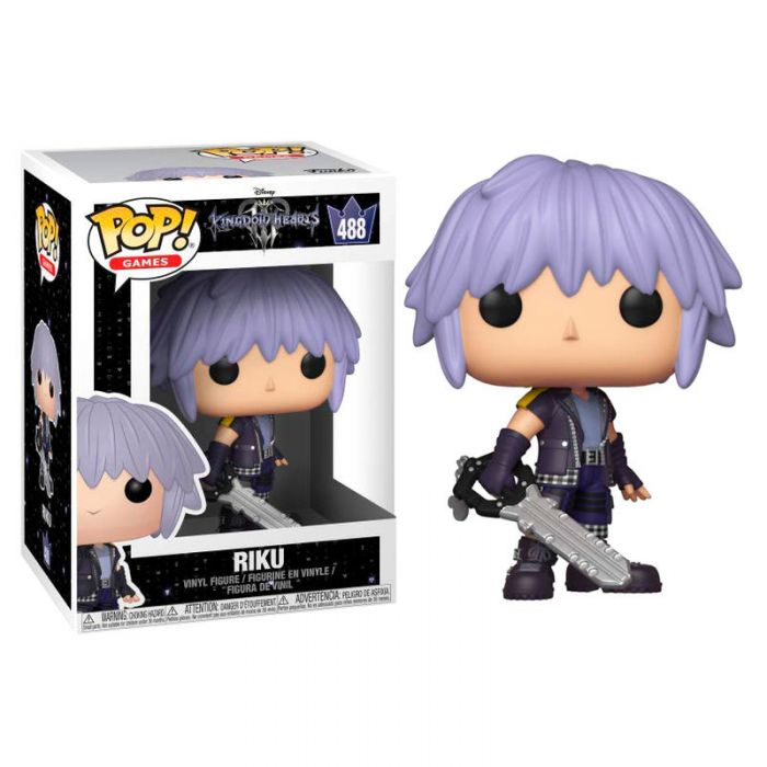 Figura Funko Pop! Riku Kingdom Hearts