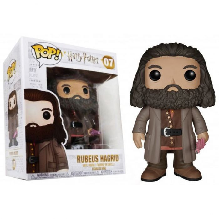 Figura Funko Pop! Rubeus Hagrid Harry Potter