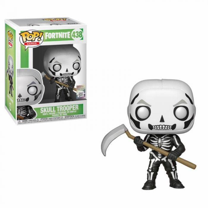 Figura Funko Pop! Skull Trooper Fortnite