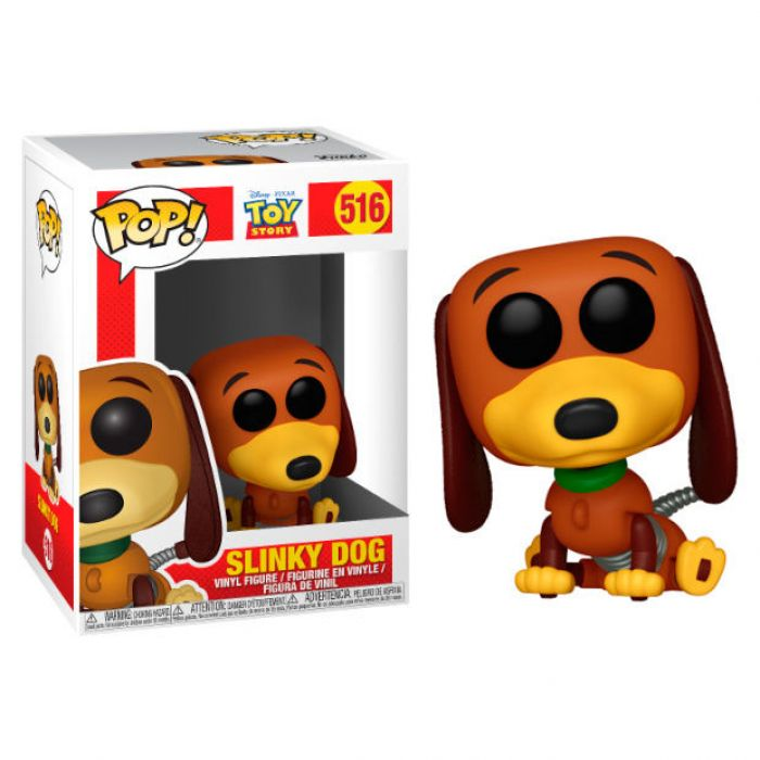 Figura Funko Pop! Slinky Toy Story Disney