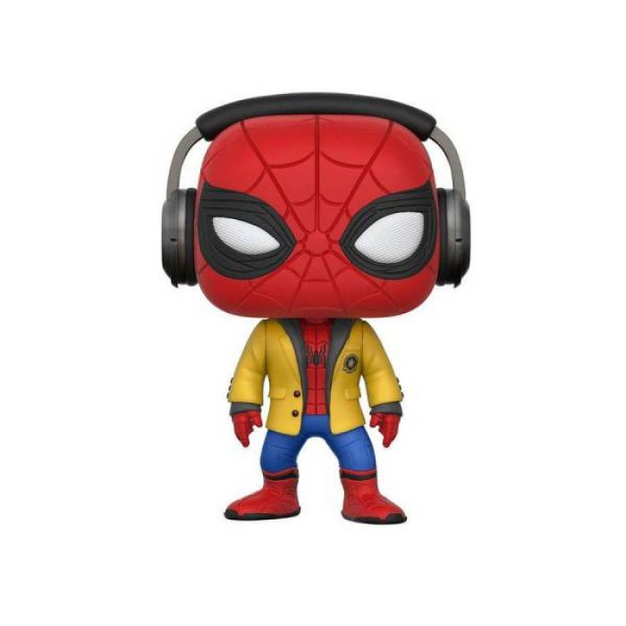 Figura Funko Pop! Spiderman With Headphones Spiderman: Homec
