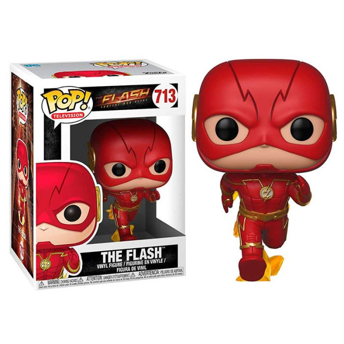 Figura Funko Pop! The Flash (Running) DC Comics