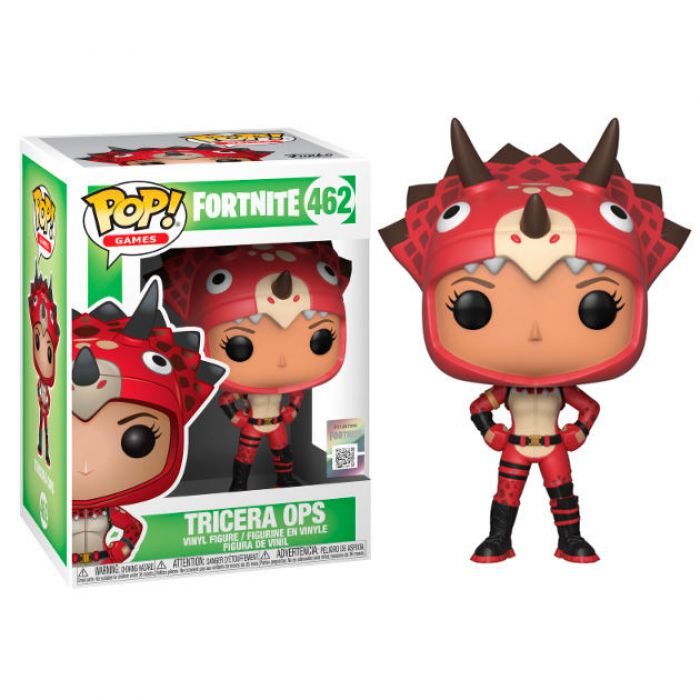 Figura Funko Pop! Tricera Ops Fortnite