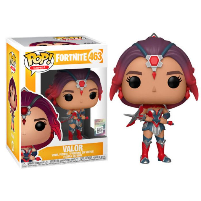 Figura Funko Pop! Valor Fortnite