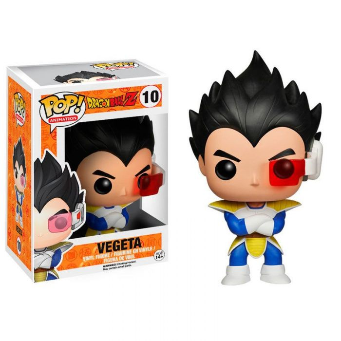 Figura Funko Pop! Vegeta Dragon Ball Z