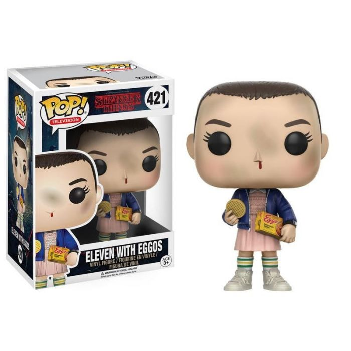 Figura Pop! Eleven with Eggos Stranger Things