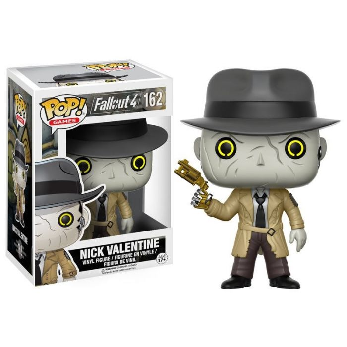 Figura Pop! Nick Valentine