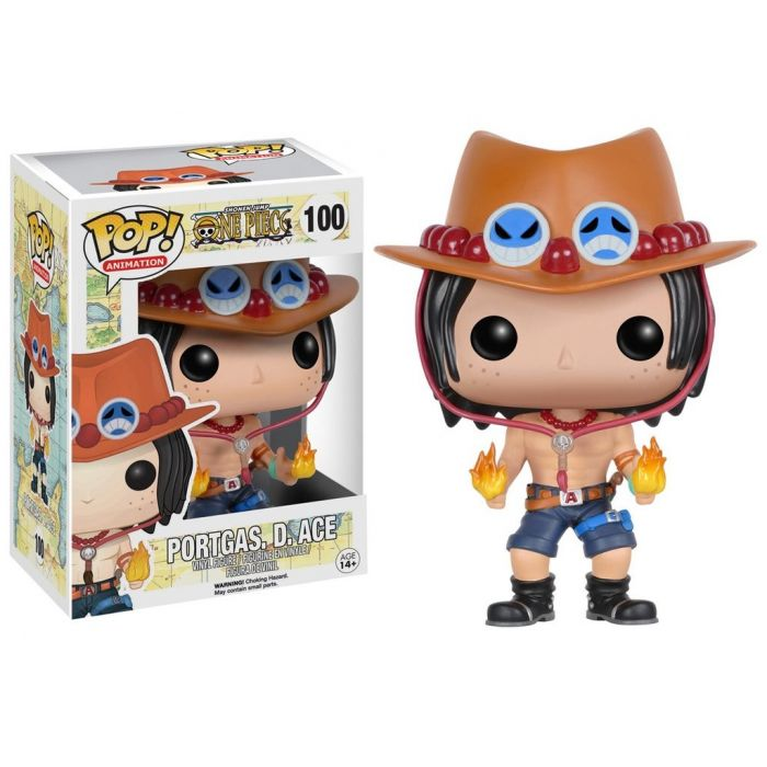 Figura Pop! Portgas D. Ace One Piece