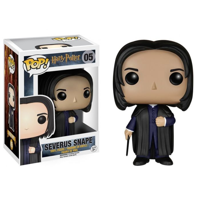 Figura Pop! Severus Snape Harry Potter