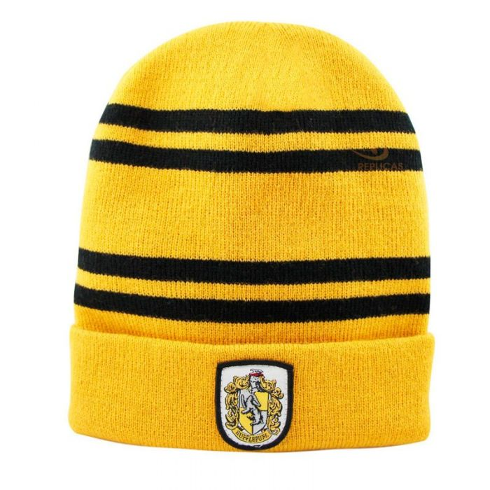 Gorro Harry Potter Hafflepuff