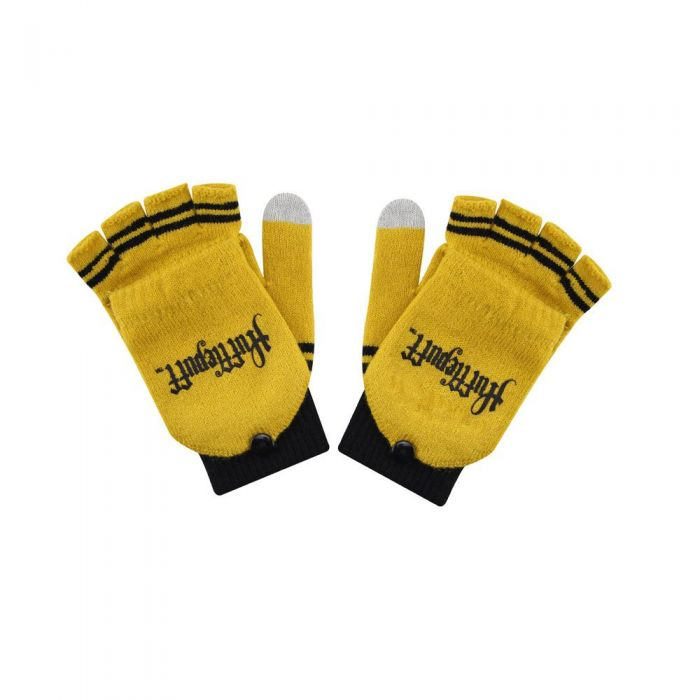 Guantes Hufflepuff Harry Potter