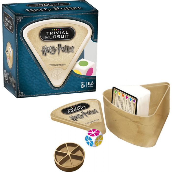 Juego Trivial Pursuit Bite Harry Potter