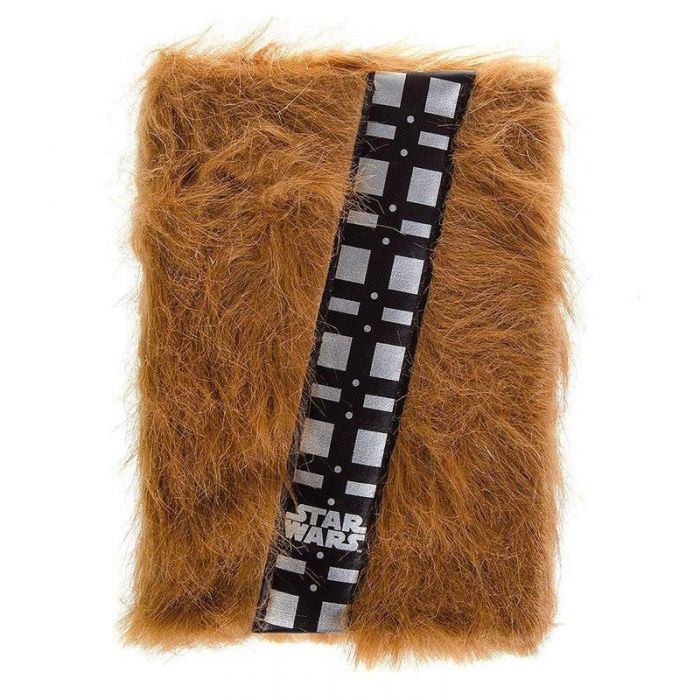 Libreta Chewbacca Star Wars