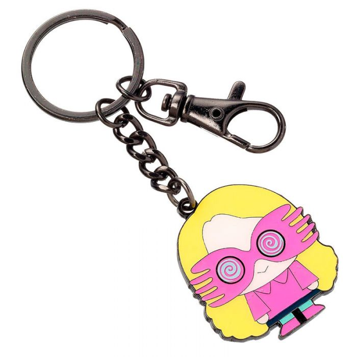 Keychain Luna Lovegood Harry Potter