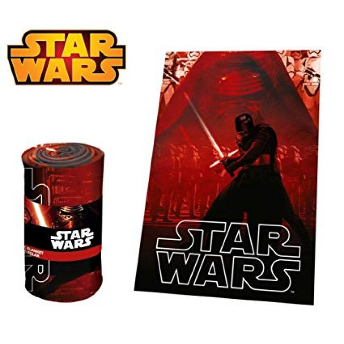 Polar Blanket Kylo Ren Star Wars