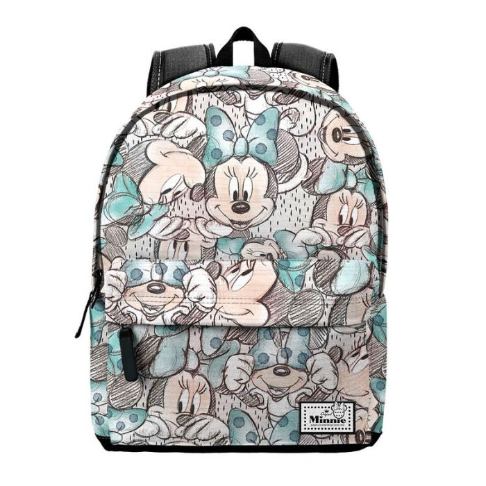 Mochila Minnie Disney Drawing 42cm