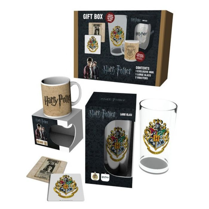 Pack Taza Harry Potter edición exclusiva