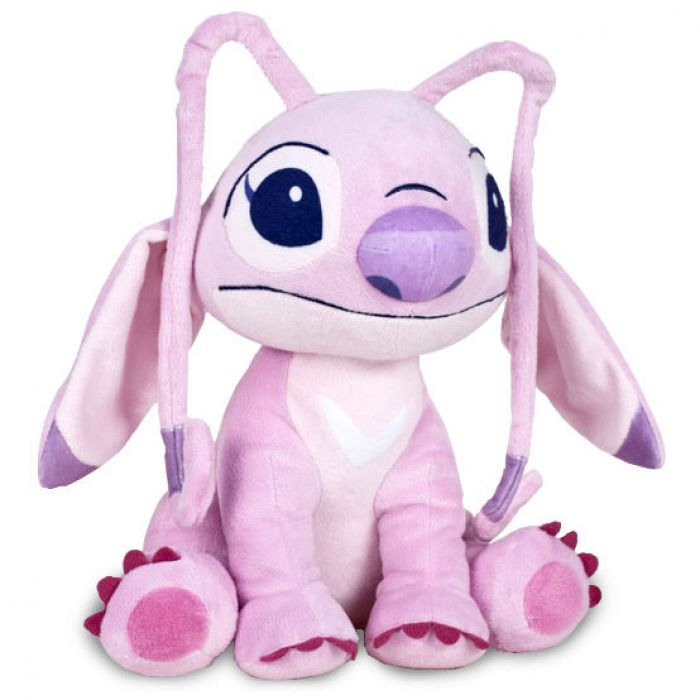 Peluche Angel Stitch Disney soft 27cm