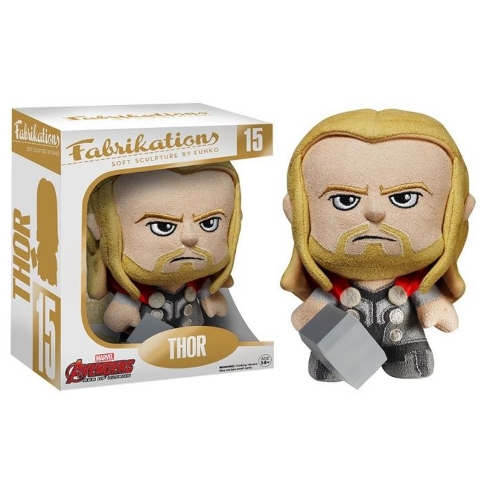 Peluche Fabrikations de Thor .