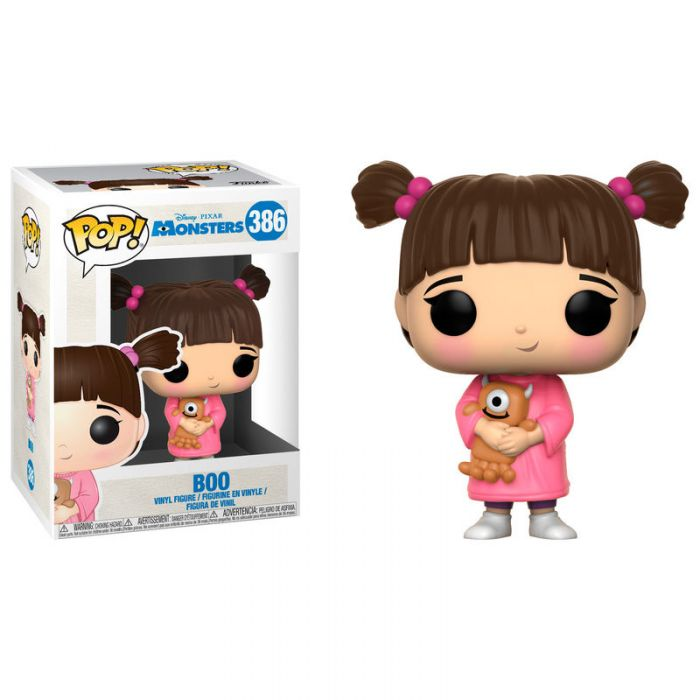 Figura Funko Pop!  Disney Monsters Inc. Boo