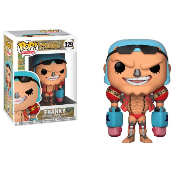 Figura Funko Pop! One Piece Franky