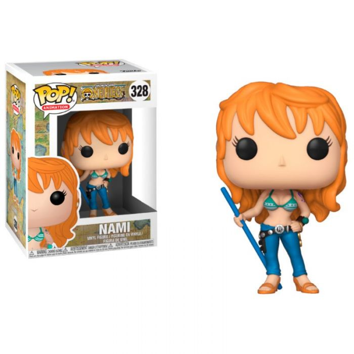 Figura Funko Pop! One Piece Nami