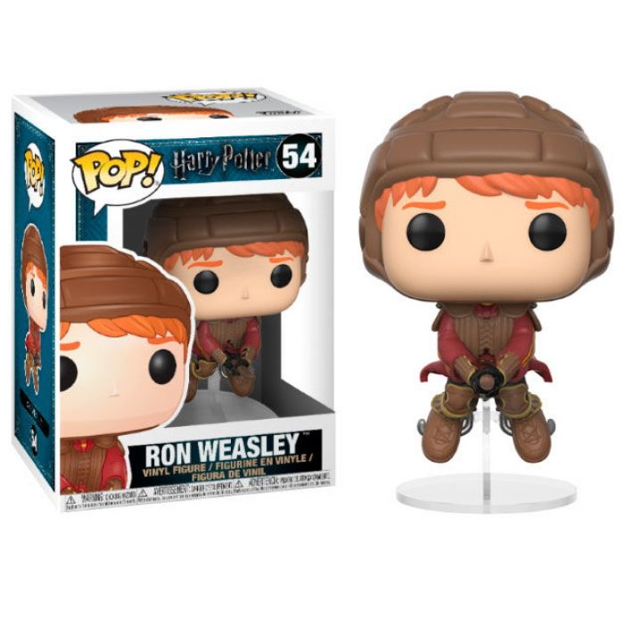 Figura Funko Pop! Ron Weasley Quidditch Harry Po